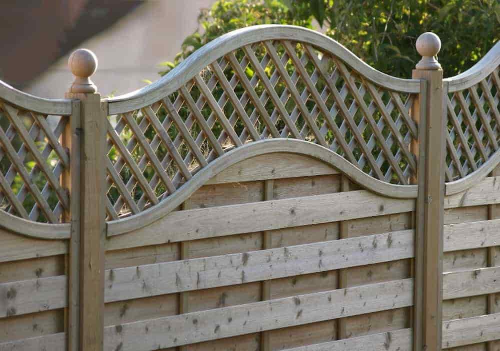 new decorative fencing